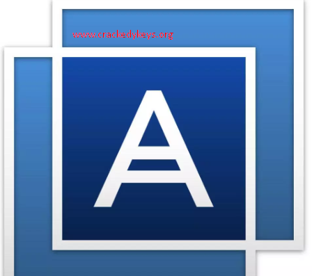 Acronis True 2019 Image Full Crack keygen -ckeys