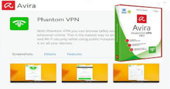 Avira Phantom VPN Pro Crack Key -crackedkeys2019