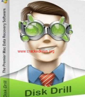 Disk Drill Pro 4.0.521 Full Crack 2020 Serial Key & Torrent