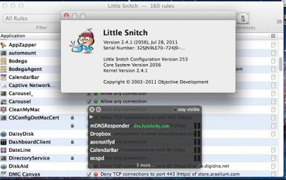 Little Snitch Crack MAC Full keygen Free-ckeys