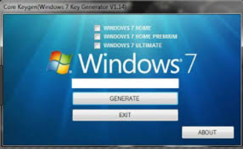 windows 7 ultimate activator keygen
