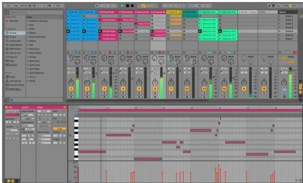 Ableton Live Full Crack MAC free version 64 bit