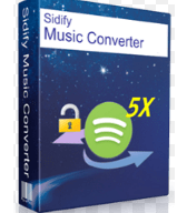 Sidify Music Converter 1.4.0 Crack Full Version