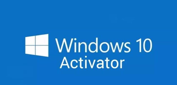 Windows 10 Activator Crack -crackedkey2019